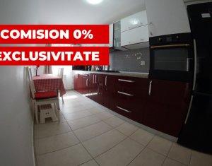 Comision 0%! Apartament 2 camere, 56 mp, 2 balcoane, 14 mp, etaj 1, cu parcare