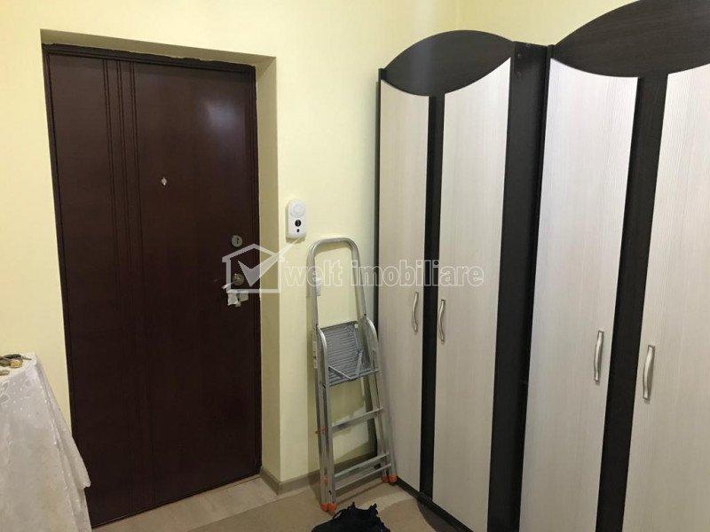Apartament 1 camera, 46mp, Edgar Quinet, Manastur, 65000 euro negociabil