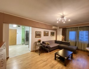 Inchiriere apartament 3 camere, complet utilat, Calea Dorobantilor, parcare