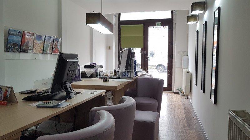 Spatiu comercial stradal, centru, zona pod Horea, ideal investitie