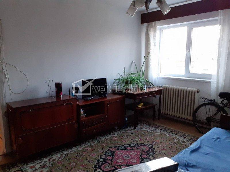 Apartament cu 4 camere, 57 mp, semidecomandat, Aleea Garbau Manastur
