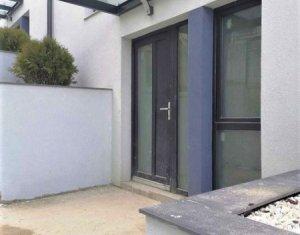 Casa insiruita cu gradina, D+P+E+M, 132 mp + 50 mp garaj