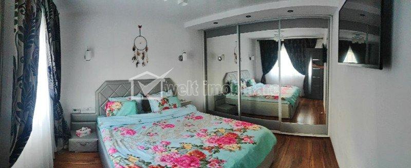 Apartament 2 camere, Floresti - Fagului, ultrafinisat, terasa de 23 mp