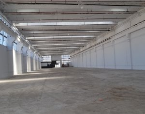 Espace Industriel à louer dans Cluj-napoca, zone Iris