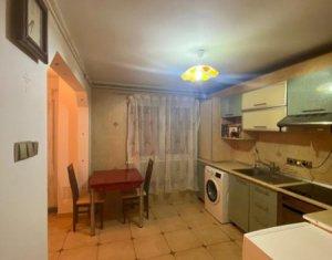 Apartament cu 3 camere, Grigorescu, utilat si mobilat complet, zona linistita