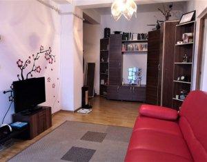 Apartament cu doua camere, mobilat si utilat, Floresti, zona Primariei