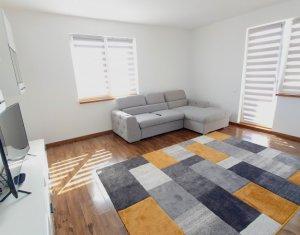 Apartament cu 2 camere, decomandat, ultrafinisat, Floresti, zona Sesul de Sus