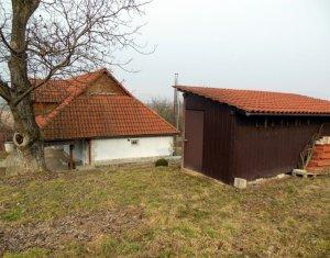 Vanzare casa individuala zona Dej, la cheie, 4000 mp teren