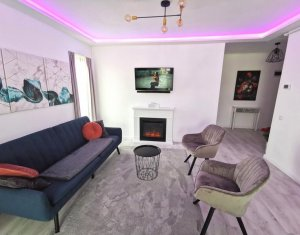 Penthouse, Marasti, mobilat, utilat, lux