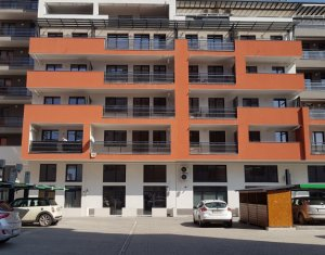 Apartament 82mp pe 2 niveluri, imobil nou piata Abator