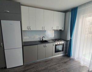 Apartament cu 2 camere, finisat si mobilat, zona Optimus, Floresti