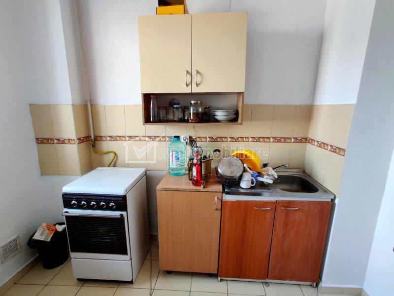 Apartament 1 camera, balcon, Marasti
