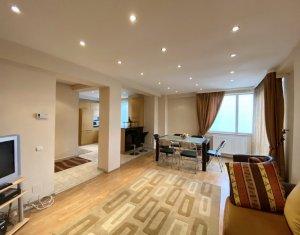 Apartament cu 2 camere, 52 mp, etaj 2 din 4, Plopilor