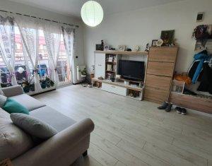Apartament cu doua camere, mobilat si utilat complet, strada Eroilor, Floresti