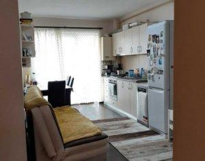 Apartament 3 camere, 2 bai, Edgar Quinet, modern si luminos, 78 mp, negociabil
