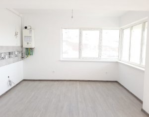 Apartament cu 2 camere, 52 mp, etaj intermediar, zona Luceafarului Baciu