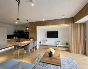 Apartament exclusivist, 2 camere, dressing, confort lux, Scala Center, garaj