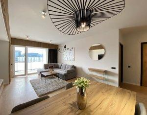 Inchiriere Apartament 2 camere, confort lux, garaj, zona centrala-Scala Center