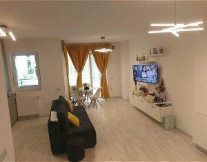 Apartament 2 camere, ultrafinisat, Grand Park, terasa generoasa