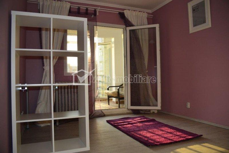 Apartament 3 camere decomandate, finisat si mobilat, Gheorgheni Piata Cipariu