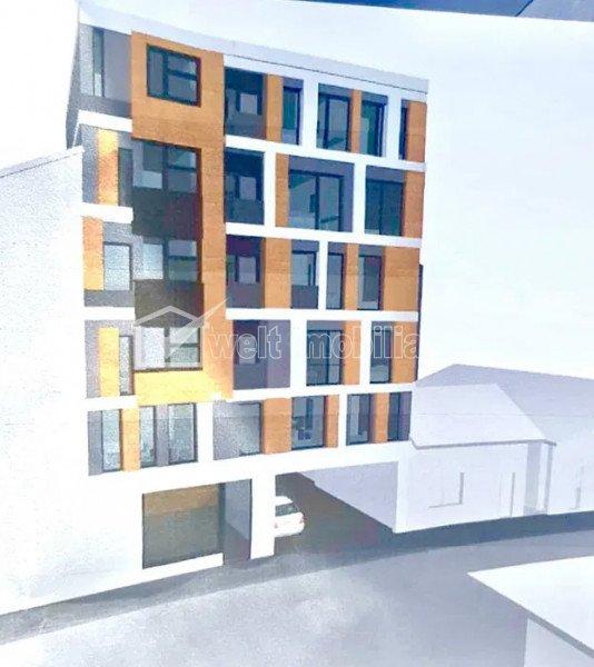 Apartament 2 camere, 56 mp, semifinisat, zona Liberty Technology Park