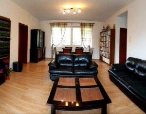 Apartament 5 camere in vila, 173 mp, parcare, mobilat, finisat, Andrei Muresanu