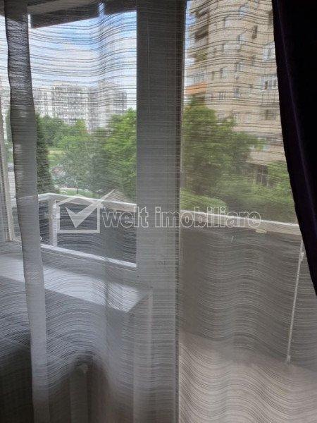 Garsoniera, 27 mp, zona Manastur cu balcon