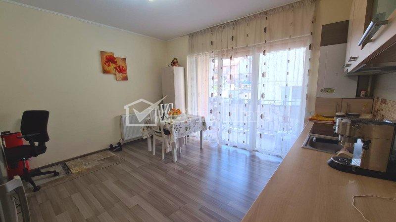 Apartament 2 camere, 35 mp, balcon 6 mp, etaj 1, lift, Gheorgheni