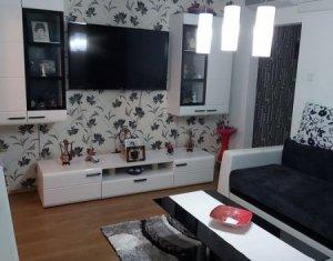 Apartament 3 camere, mobilat, etaj intermediar, zona Big, Manastur