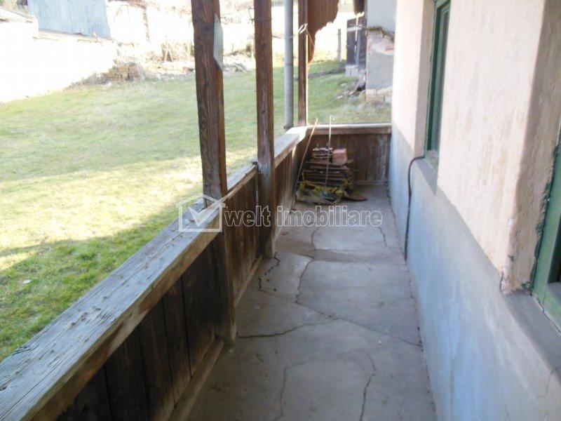 Exclusivitate! Vanzare casa individuala, Luna de Jos, teren 6000 mp
