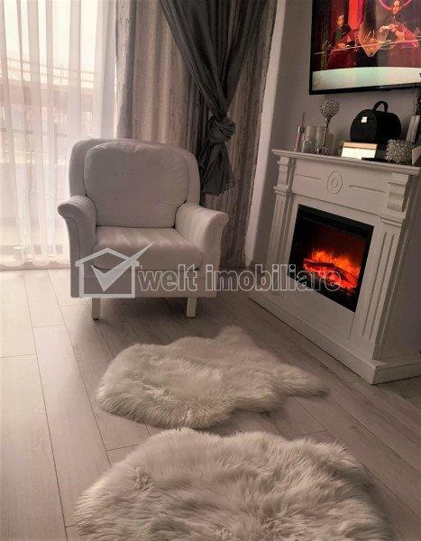 Apartament 2 camere, 52 mp, superfinisat, bloc nou, parcare, Manastur