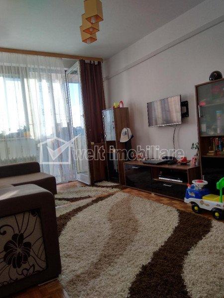 Apartament 2 camere, mobilat si utilat, etaj intermediar, Gheorgheni