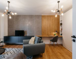 Apartament 2 camere si balcon in imobil nou, parcare, Finisaje de top