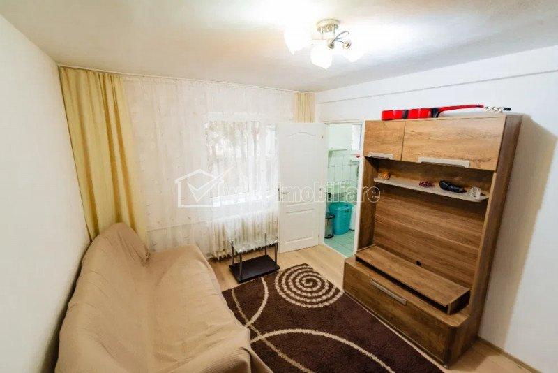 Ocazie! Apartament 2 CAMERE, renovat, GHEORGHENI, zona Piata Hermes