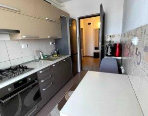 Apartament finisat, 2 camere + terasa, parcare subterana, etajul 1, Zorilor