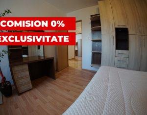 EXCLUSIVITATE! Comision 0%, 3 camere, finisat, mobilat, utilat, Baciu, zona LIDL