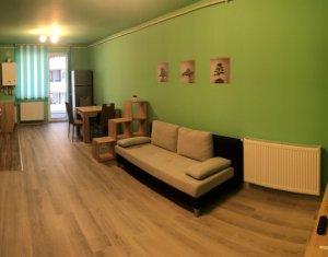 Apartament 2 camere, semidecomandat, parcare subterana, Someseni