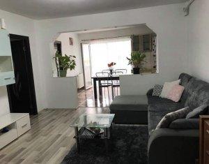 Apartament 3 camere, suprafata totala 85 mp, etaj intermediar, Apahida