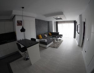 Inchiriere 2 camere LUX, Grand Park Residence, finisat la cheie!