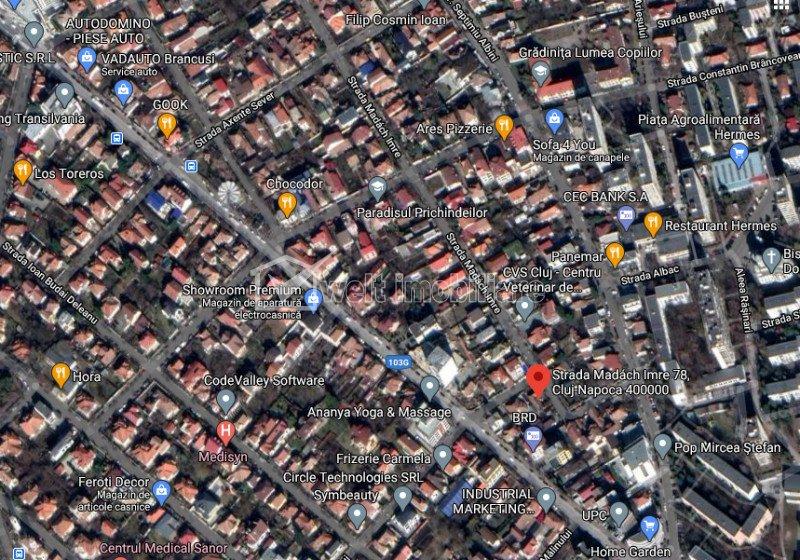Vanzare casa veche, Gheorgheni, front la 2 strazi, pozitie top, teren 300 mp