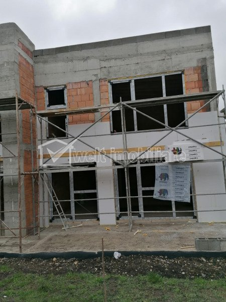 Duplex modern in Buna Ziua, 180 mp utili, strada privata