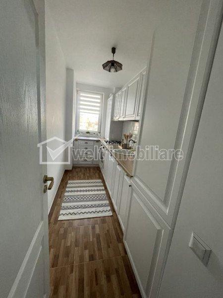Lux! Apartament cu 3 camere + balcon, bloc nou, zonă semicentrală, Marasti