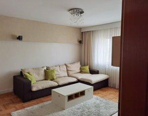 Apartament 3 camere, 82 mp, etaj intermediar, decomandat, modern, Manastur