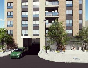 CENTRU - Vanzare apartament 3 camere, 2 bai, bloc nou, zona Facultatii de Drept