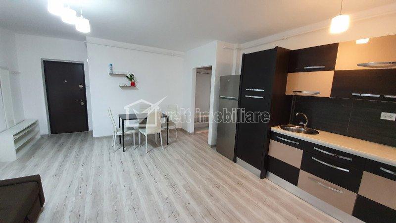 Apartament cu 2 camere, mobilat si utilat, strada Fagului, Floresti