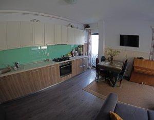 Apartament cu 3 camere, semidecomandat, 60 mp, etaj 1, garaj, Eremia Grigorescu