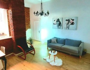 Vanzare apartament 2 camere, 58 mp, curte, parcare, Centru-Avram Iancu