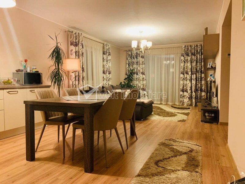 Panorama! Apartament cu 3 camere 85mp, ultafinisat, ultramobilat