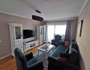 Apartament 3 camere, decomandat, ultrafinisat, zona Calea Manastur