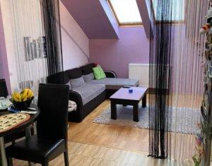 Vanzare apartament 3 camere Gheorgheni,, finisat,  parcare,